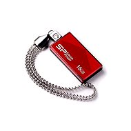 Silicon Power Touch 810 Red 16 GB - Flash disk