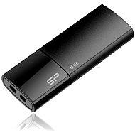 Silicon Power Ultima U05 Black 8 GB - Flash disk
