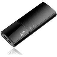 Silicon Power Ultima U05 Black 16 GB - Flash disk