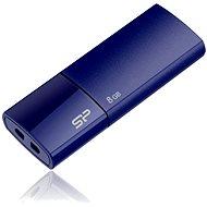 Silicon Power Ultima U05 Blue 8 GB - Flash disk