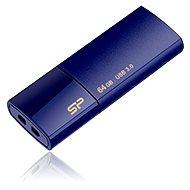 Silicon Power Blaze B05 Blue 64 GB - Flash disk