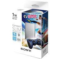 "Sony 2.5"" HDD 1TB Slim, Gaming edition - Externý disk"