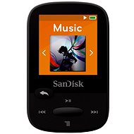 SanDisk Sansa Clip Sports 8GB čierny - MP3 prehrávač