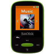 SanDisk Sansa Clip Sports 8 GB limetka - MP3 prehrávač