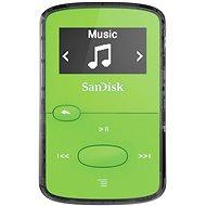 SanDisk Sansa Clip Jam 8GB svetlo zelený - MP3 prehrávač