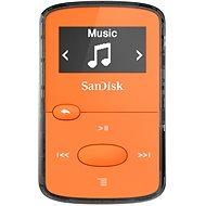 SanDisk Sansa Clip Jam 8GB oranžový - MP3 prehrávač