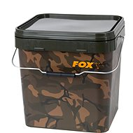 FOX Camo Square Bucket 17 l - Vedro
