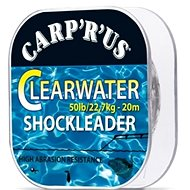 Carp´R´Us Clearwater Shock Leader 50lb 20m - Fluorcarbon