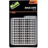 FOX Edges Boilie Caps Clear 120ks - Zarážky