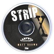 Carp´R´Us StripX Matt Hnědá 15lb 20m