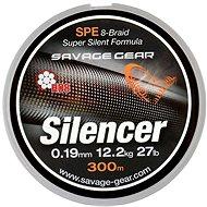 Sevage Gear - HD8 Silencer Braid 0,23mm 38bs 17kg 120m Zelená - Šnúra