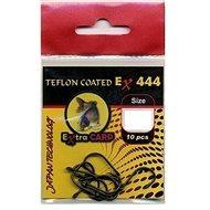 Extra Carp Teflon Hooks EX 444 Velikost 2 10ks - háčik