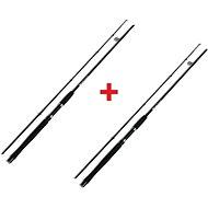 NGT Carp Stalker Rod 8ft 2,4m 2lb AKCE 1+1 ZDARMA - Prút