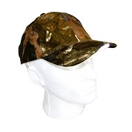 NGT Camo Cap with Led Lights - Šiltovka