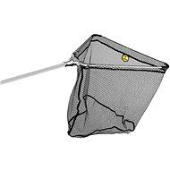 Delphin Podběrák kovový střed, pogumovaná síťka 1,7m 60x60cm - Podberák