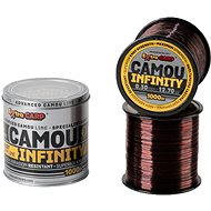 Extra Carp Infinity Camou 0,30mm 12,7kg 1000m