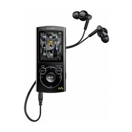 Sony WALKMAN NWZ-S765 černý - MP3 přehrávač