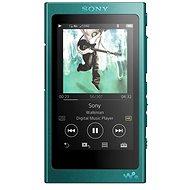 Sony Hi-Res WALKMAN NW-A35 modrý - MP3 prehrávač
