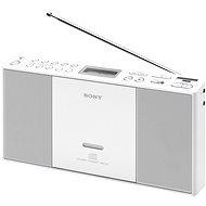 Sony ZS-PE60B biely - Rádiomagnetofón
