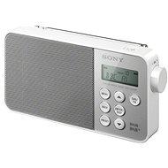 Sony XDR-S40DBPW - Rádio
