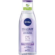 NIVEA Upokojujúca čistiaca micelárna voda 3v1 pre citlivú pleť 200 ml - Pleťová voda