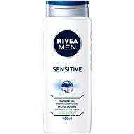 NIVEA MEN Sensitive 500 ml - Pánsky sprchový gél