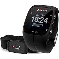 Polar M400 HR Black - Športtester