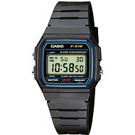 Casio F 91-1 - Pánske hodinky