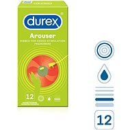 DUREX Tickle Me 12 ks - Kondómy