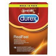 DUREX Real Feel 18 ks - Kondómy