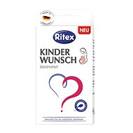 RITEX Kinderwunsch lubrikant 8 ks - Lubrikačný gél