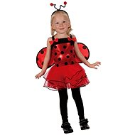 Šaty na karneval - Lienka veľ. XS - Detský kostým