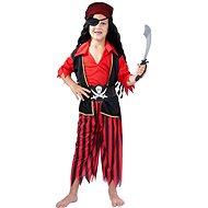 Šaty na karneval - Pirát vel. M - Detský kostým