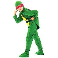 Šaty na karneval - Korytnačka vel. S - Detský kostým