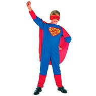 Šaty na karneval - Super hrdina vel. S - Detský kostým
