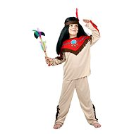 Šaty na karneval - Indián vel. M - Detský kostým