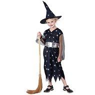 Šaty na karneval - Čarodejnica vel. - Detský kostým