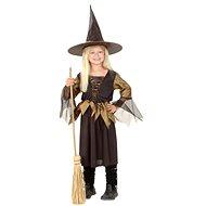 Šaty na karneval – Čarodejnica veľkosť L - Detský kostým