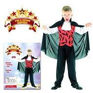 Šaty na karneval - Upír vel. M - Detský kostým