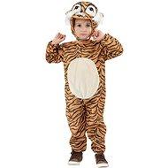 Šaty na karneval - Tigrík veľ. XS - Detský kostým