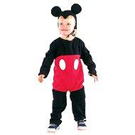 Šaty na karneval - Myška veľ. XS - Detský kostým