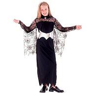 Šaty na karneval - Kráľovná pavúkov vel. M - Detský kostým