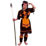 Šaty na karneval - Indianka vel. S - Detský kostým