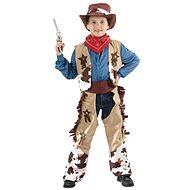 Šaty na karneval - Kovboj vel. M - Detský kostým
