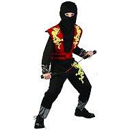 Šaty na karneval - Ninja vel. M - Detský kostým