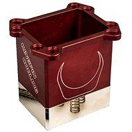 KINGPIN cooling Venom CPU Pot červený - Chladič na procesor