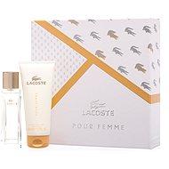 LACOSTE Pour Femme 50 ml - Darčeková súprava parfumov