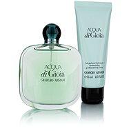 GIORGIO ARMANI Acqua di Gioia 100 ml - Darčeková súprava parfumov