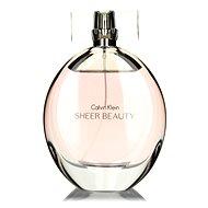 CALVIN KLEIN Sheer Beauty EdT 100 ml - Toaletná voda