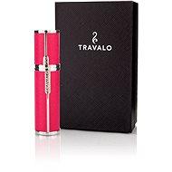 Travalo Refill Atomizer Milano - Deluxe Limited Edition 5 ml Hot Pink - Plniteľný rozprašovač parfumov